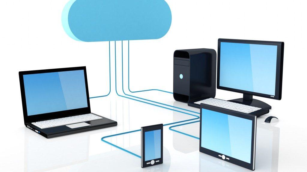 Cloud-Storage-Netowrk